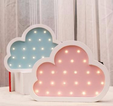 Cloud Led Wall Lamp