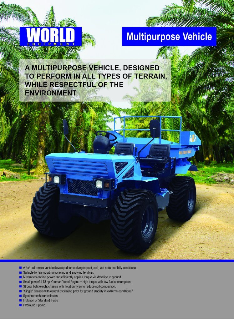 18HP Farm Walking Tractor Diesel Power Tiller