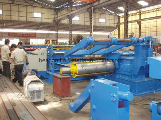 Thick Plate Cut to Length Line, Cut to Length Machine