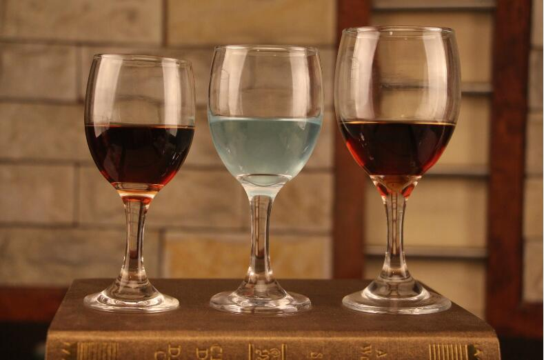 130ml 150ml 180ml Low Price Machine Wash Red Wine Glass Globet