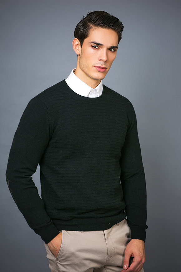 Men's Fashion Cashmere Sweater 17brpv069