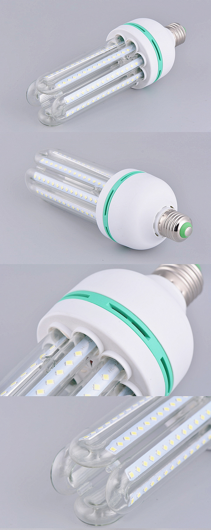 2018 Hot Sale Full Spiral Energy Saver Light E27 E14 LED Bulbs with Good Raw Material