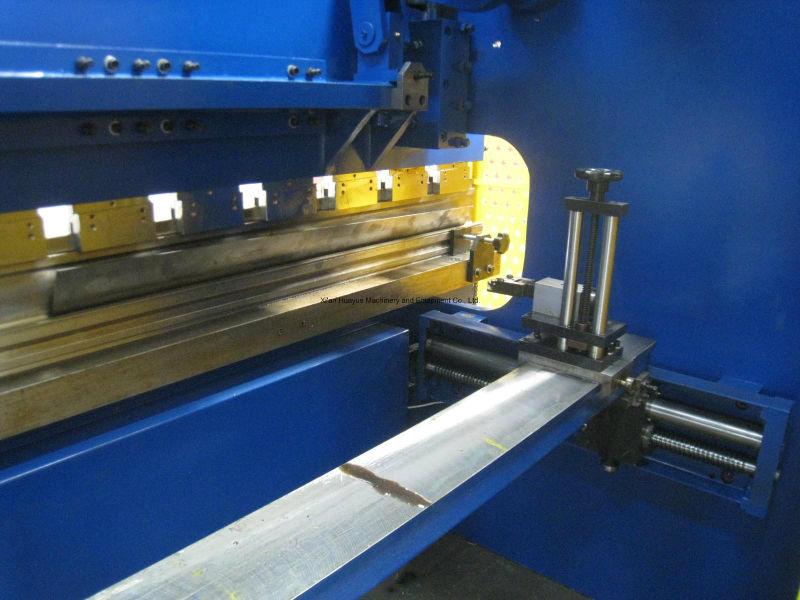 WC67Y-160X4000 hydraulic Steel Plate Bending Machine