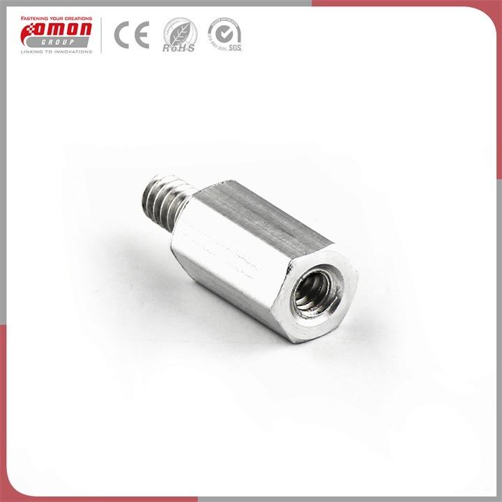 Nickel Plated Metal Earring Threaded Hardness Engineer Stud