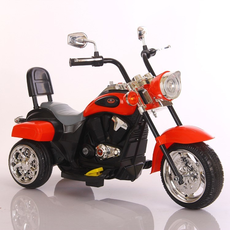 Children Drive Most Popular 3 Wheels Motorcycle Electric Car Kids with High Quality