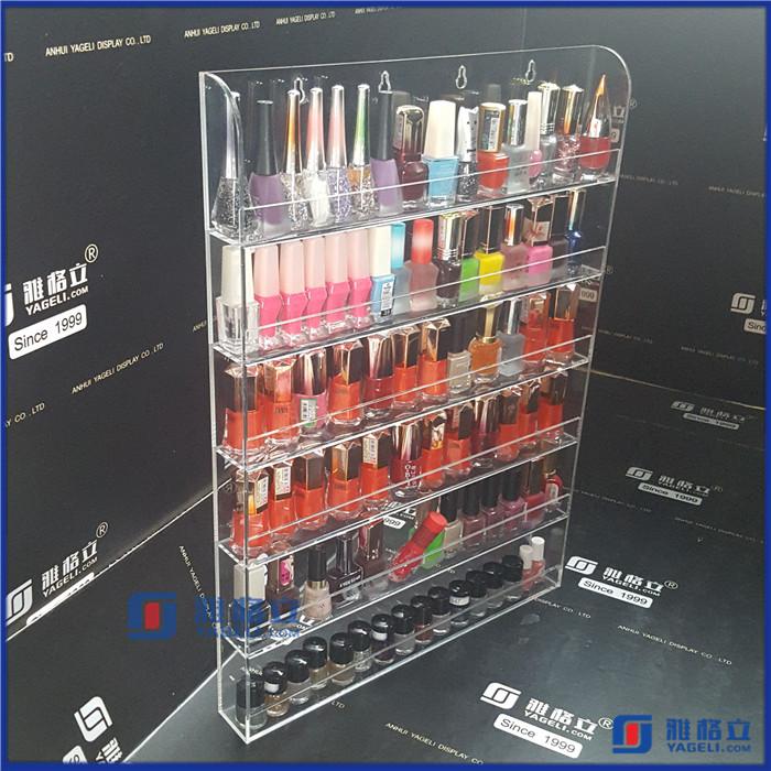 Facial Acrylic Storage Drawer / Cosmetic Organizer Box W/ Tissue Dispenser