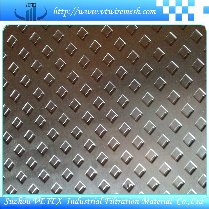 Stainless Steel 316 Perforated Wire Mesh