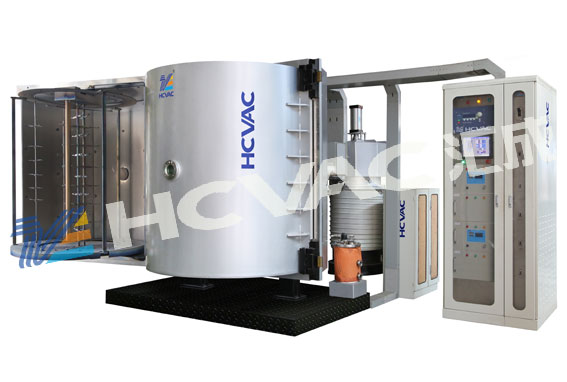Glass Bottle Vacuum Metallizing Aluminum Coating Machine/Plant