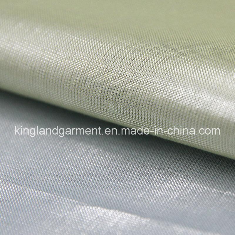 Polyester Anti-UV Reflective Fire Retardant Fireproof One Way See Through Lurex Fabric