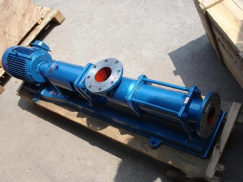 Screw Slurry Pump