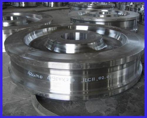 Bespoke Alloy Steel Wheel Blank for Automotive