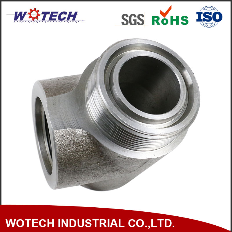China Manufacture Factory Steel Hammer Union Forging