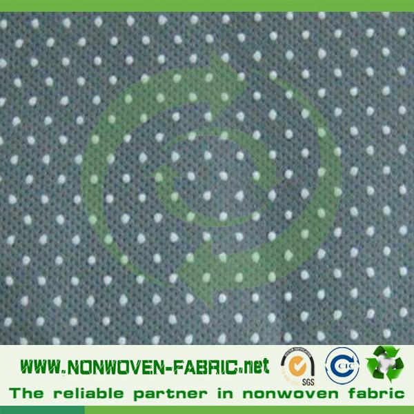 Slip-Resistant Non Woven Fabric (PP+PVC) for Carpet