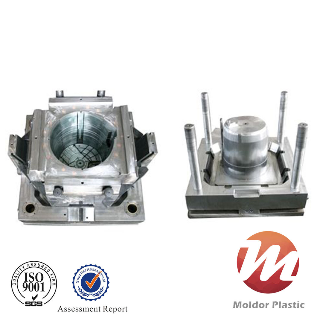 Plastic Injection Bucket Mould
