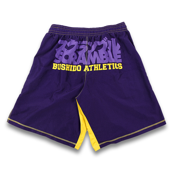 Custom All Over Print MMA Basketball Mens Yoga Shorts