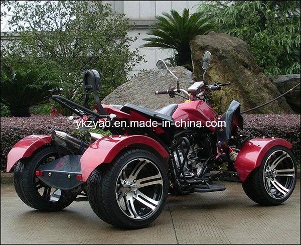 300cc Quad Bike EEC Racing ATV Water Cooled Transmission Automatic CVT