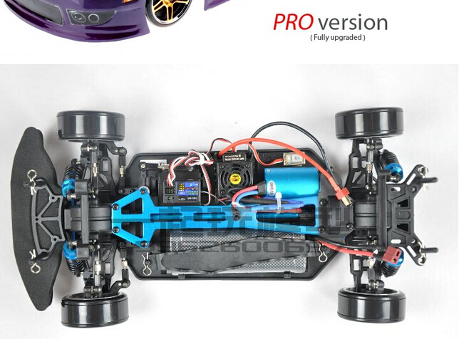 Scale 1: 10 Battery 2013 RC Car