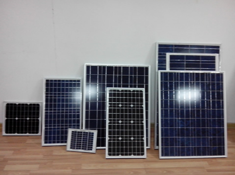 Direct OEM/ODM 120W Poly Solar Panels (GSPV120P)