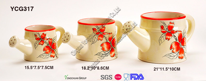 Ceramic Garden Decorative Plant Pots