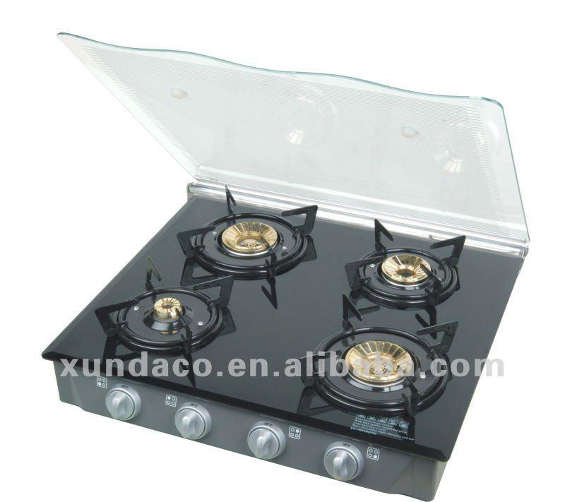 Four Burner Gas Hob