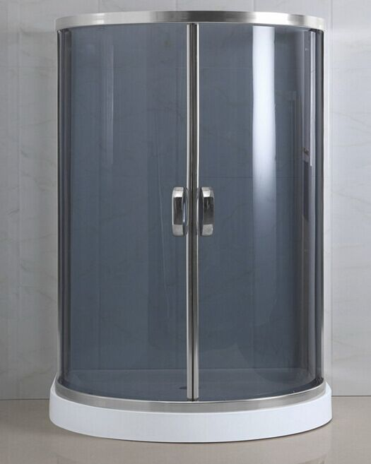 New Design Half Round Shower Enclosure (ADL-8602)