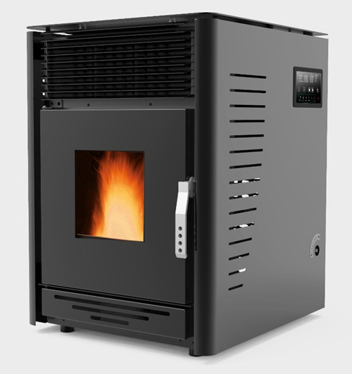 Fps-01-Black-Pellet Stove