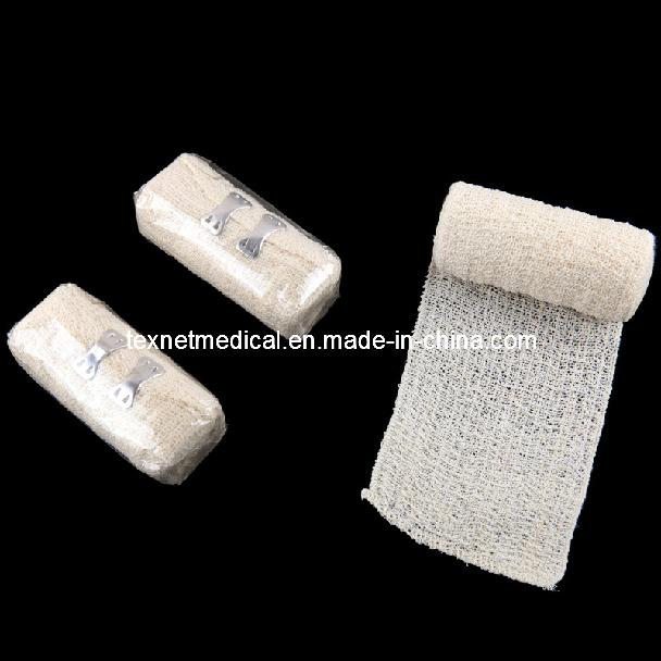 Grade a Spandex Elastic Different Types Crepe Bandage Sizes