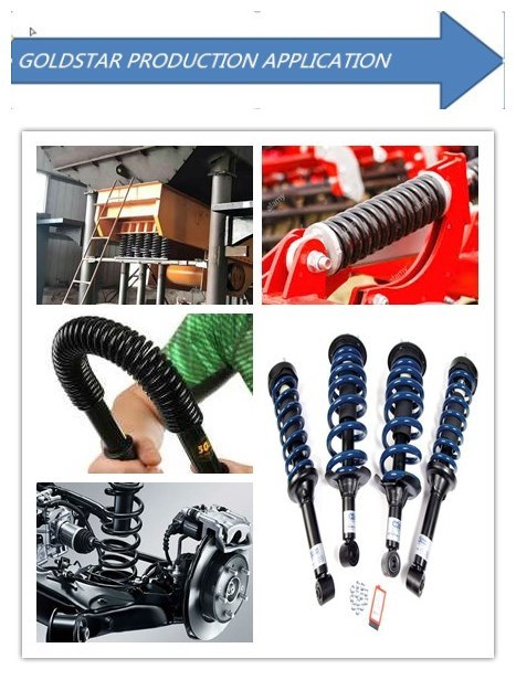 High Quality Machine Parts Wave Washer Crest Wave Form Multi-Wave Spring