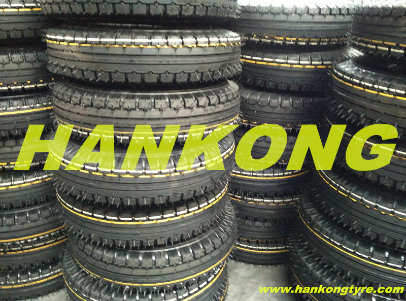 4.00-8 Motorcycle Tyre Nylon Tyre Tricycle Tyre