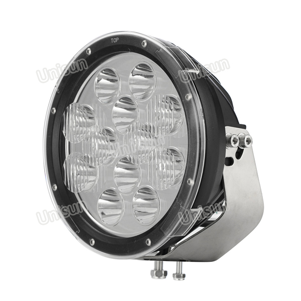 24V 220mm 120W CREE 10W LED Driving Light