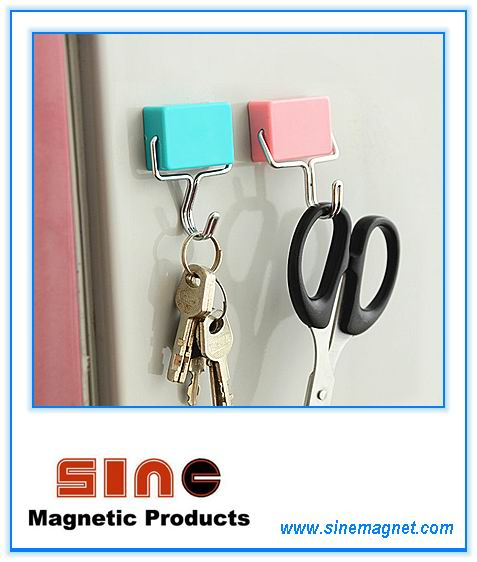 Simple Powerful Kitchen/Fridge/Microwave Magnetic Hook