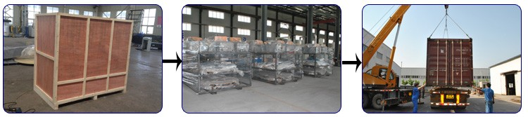 Stretch Film Wrapper Packing machine