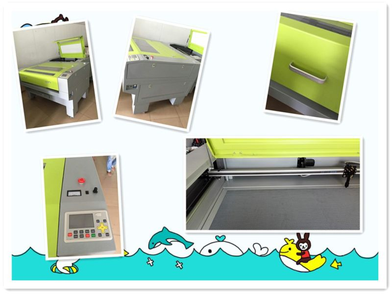 Laser Engraving and Cutting Machine for Textile Industry