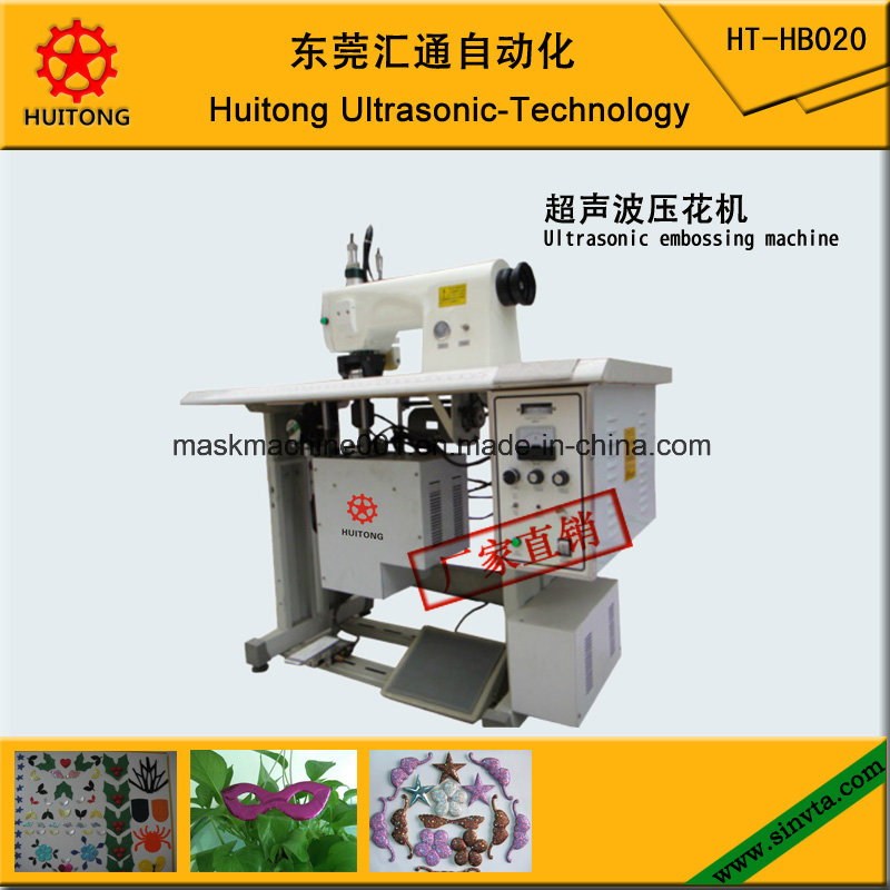Automatic Ultrasonic Lace Embossing Machine