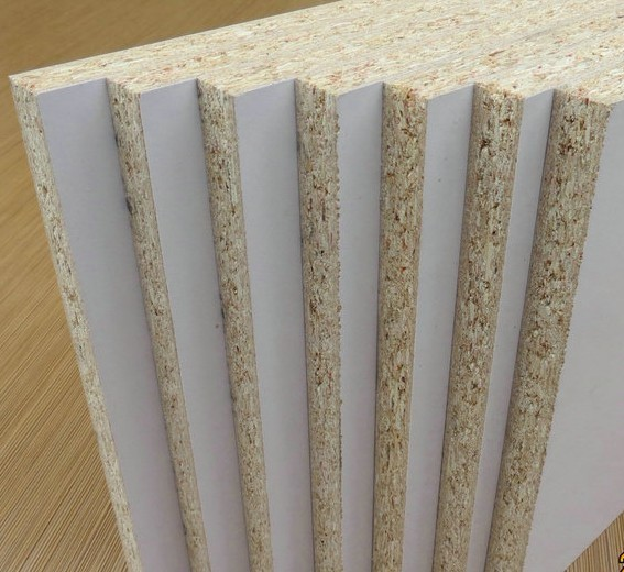 4'x8' Melamine Particle Board for Furniture From China