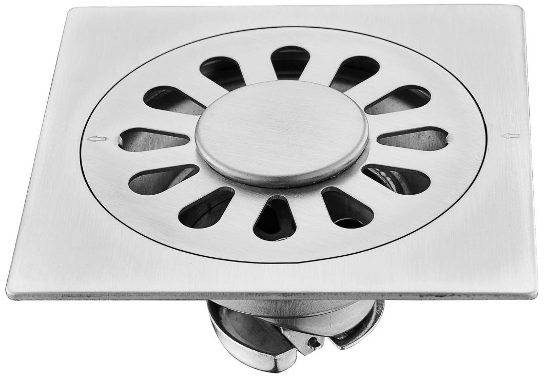 Best Choice High Quality Bathroom Washing Machine Cover Shower Floor Drain Stainless Steel