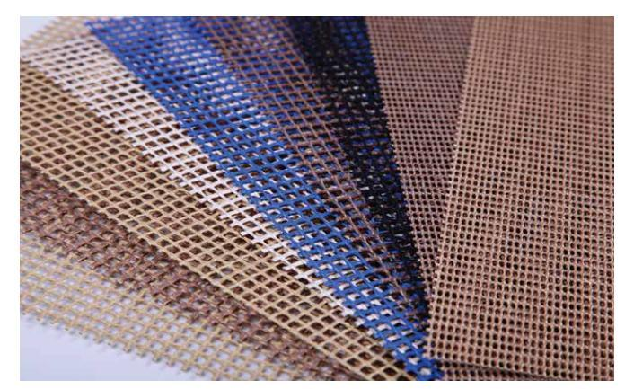 Drying Machine Used High Quality Open Mesh Fabric