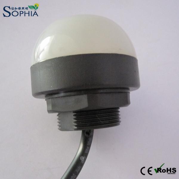 12V 24V Multi Color LED Pilot Light Working Lights