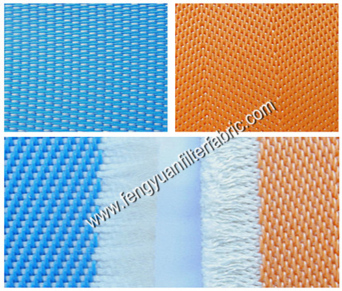 Polyester Anti Alkali Filter Fabric (Custom Available)
