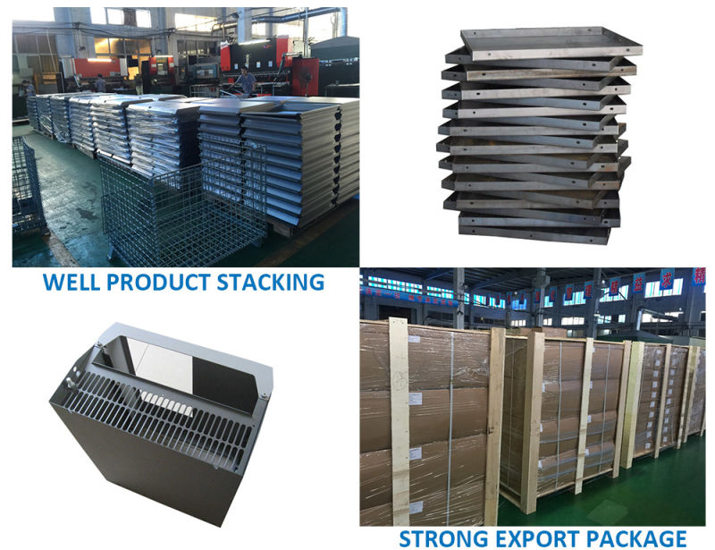 Precision Welding Bending Part Sheet Metal Part