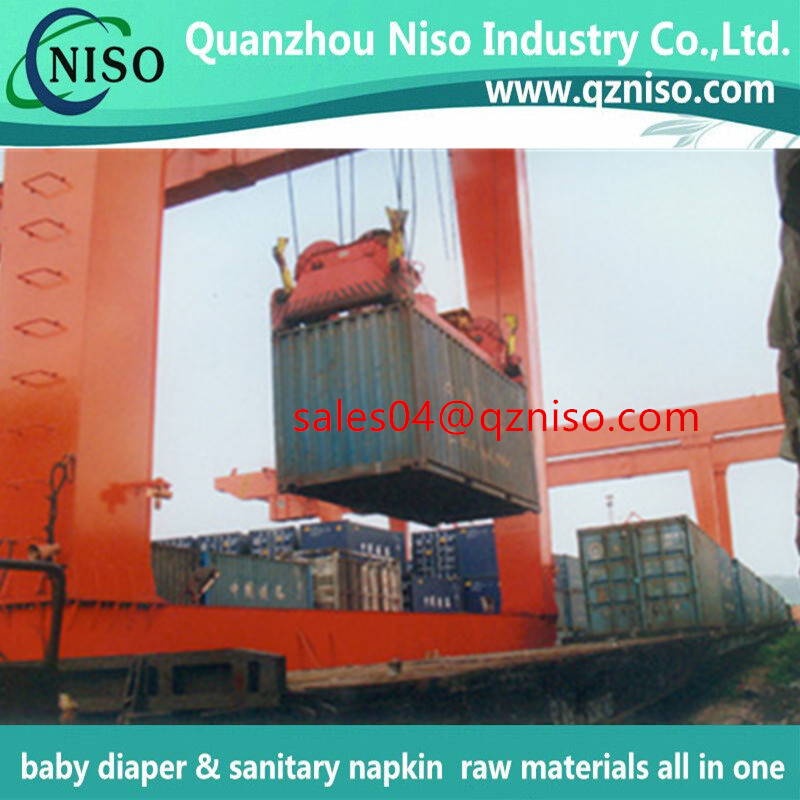 Raw Material for Baby Diaper Making Sap Powder MSDS Super Absorbent Polymer