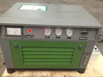 CNG Compressor for Home Gas Refuel