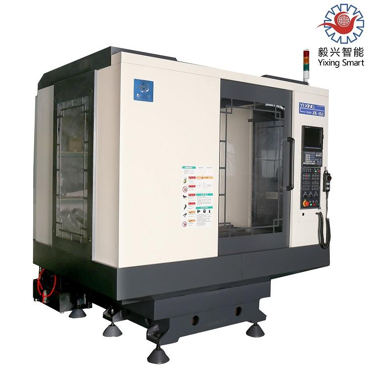 CNC Lathe for Big Aluminum Copper Brass Casting Mould Process