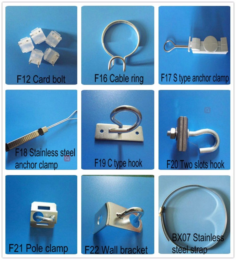Stainless Steel Hose Clip Cable Accessories