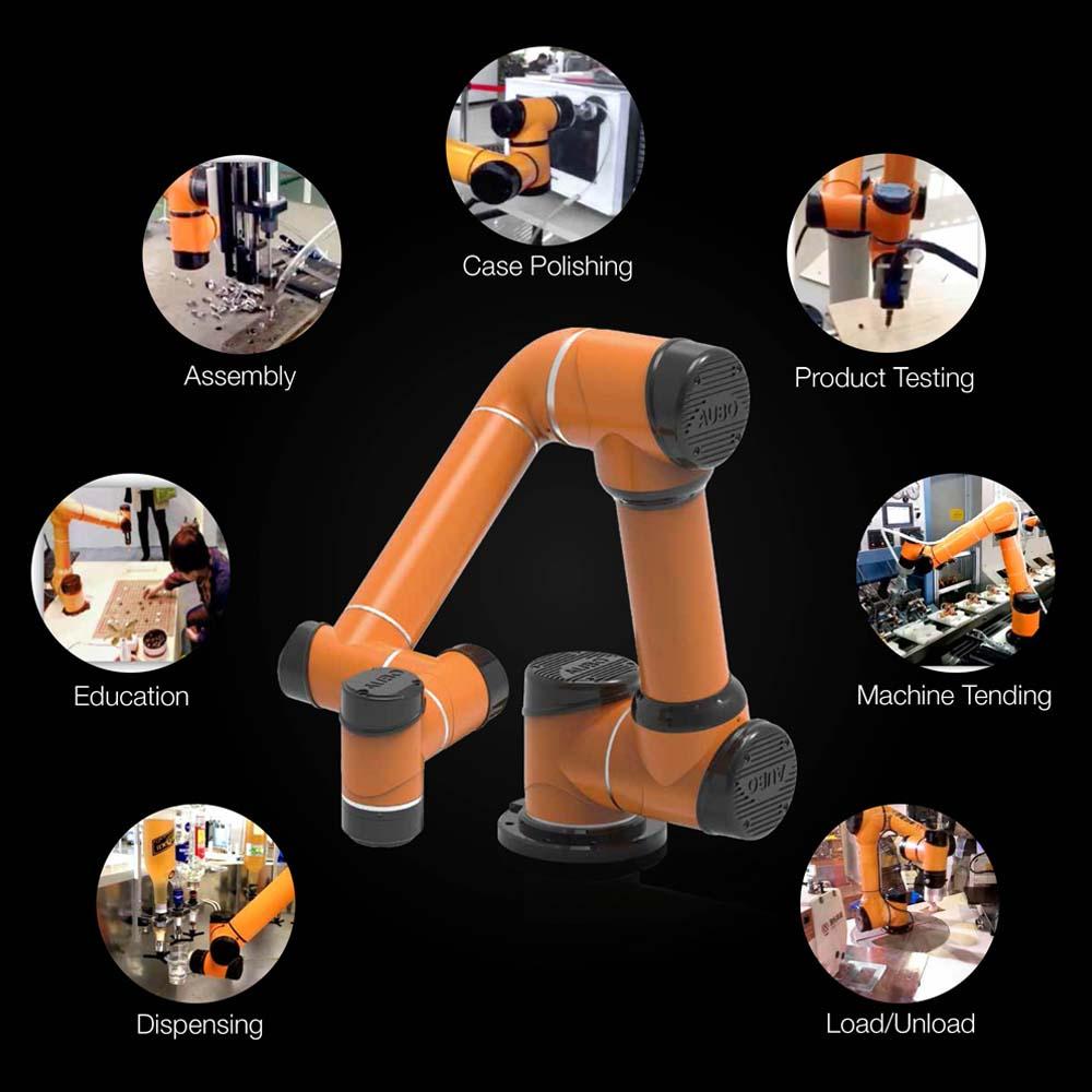 Multipurpose Robotic Arm