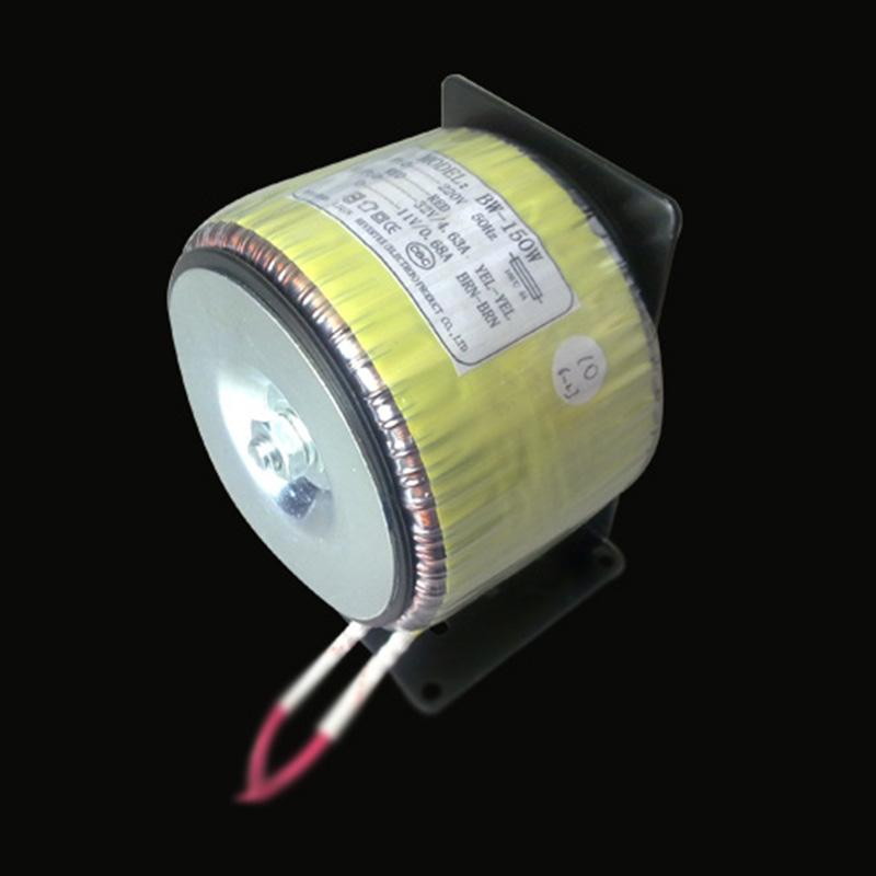 Toroidal Wind Transformer for Inverter