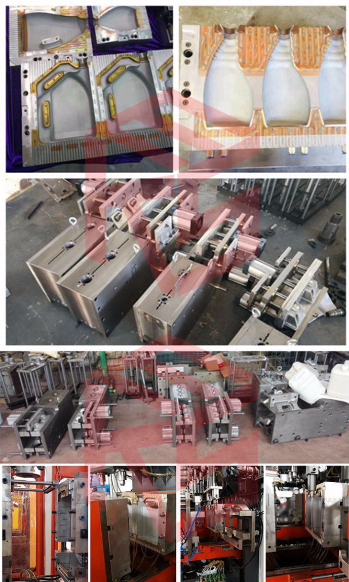 Plastic Pallet Injection Molding Machines/Plastic Injection Mold Making