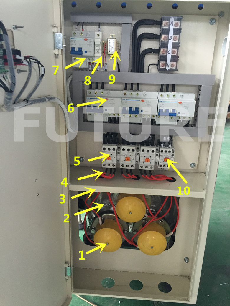 Top-Rated Item--54kw Electric Steam Boiler