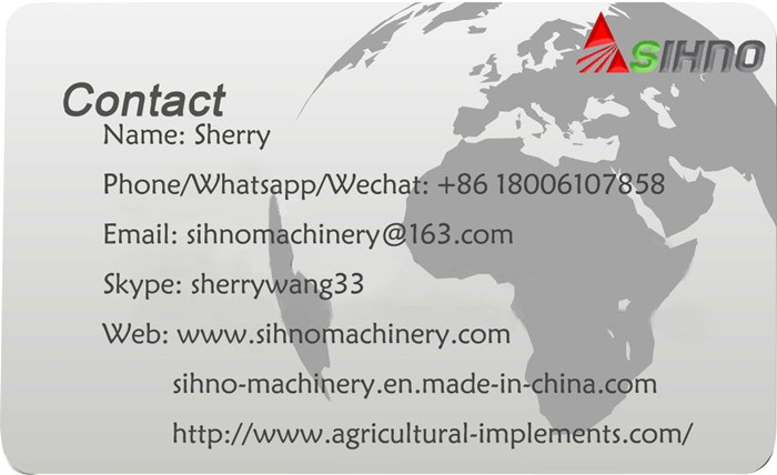 Mini Single Row China Maize Manual Seed Planter/Seeder