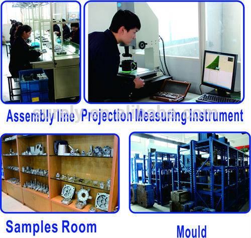OEM Medical Equipment Parts Aluminum Die Casting Metal Parts